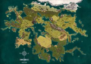 Die finale Lorakis-Karte