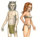 Artwork: Rasse - Gnome