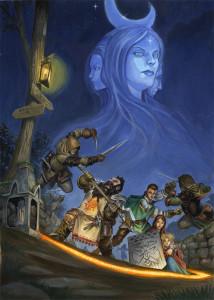 Der Fluch der Hexenkönigin - Cover