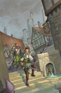 Das Cover der kommenden Dragorea-Anthologie
