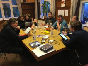 Workshop: neue Mondsplitter