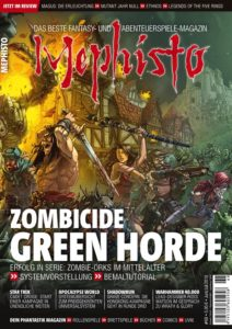 Mephisto Nr. 68 erschienen mit Splittermond-Content