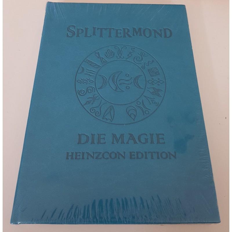 Jetzt im Handel: Splittermond – Die Magie (Heinzcon Edition)